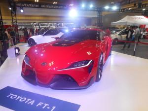 Toyota FT-1 b